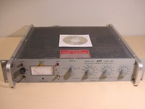 Power Designs 2k 20 1 2000v 20ma High Voltage Variable Dc Power Supply