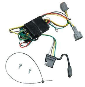 Trailer Wiring Harness Kit For 98 04 Nissan Frontier 1998 Quest Mercury Villager