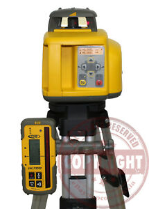 Spectra Precision Gl422 Self leveling Dual Slope Laser Level trimble Topcon