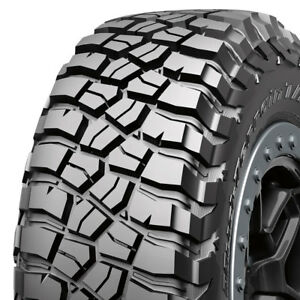 37x12 50r17 8 Ply Bf Goodrich Mud Terrain T a Km3 Tires 124 Q Set Of 2