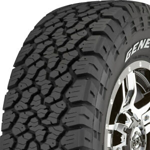 265 70r17 General Grabber A Tx Tires 115 T Set Of 4
