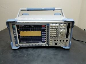 Rohde Schwarz Fsp Spectrum Analyzer 9khz To 40ghz