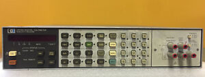 Hp Agilent 3456a 0 1 To 1000 V 5 Ranges Selectable Res 6 5 Digit Multimeter
