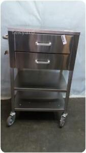 Stainless Steel Mobile Medical Cart 210574