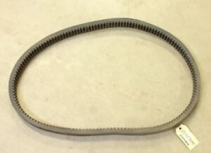 834174m1 Lower Traction Belt For Massey Ferguson 410 510 550 Combines