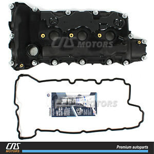 Engine Valve Cover Left For 08 17 Buick Cadillac Chevrolet Gmc Saturn 3 0l 3 6l