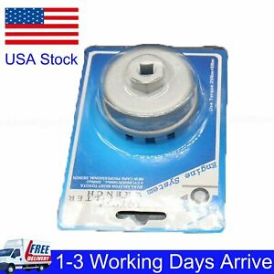 Oil Filter Housing Tool Remover Drive End Cap Wrench 14 Flutes For Toyota Lexus