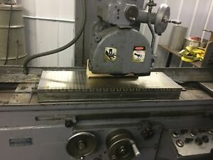 15 X 50 Elb Hydraulic Horizontal spindle Surface Gridner