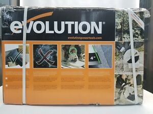 Brand New Sealed Evolution Concrete Saw Disc Cutter ms2010534