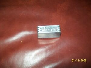 Rare Vintage Mickey Thompson Finned Valve Cover Breather About 3 Long