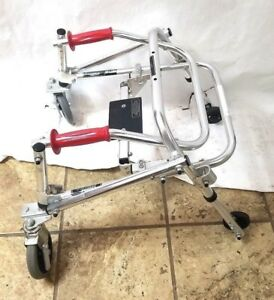 Kaye Posture Rest Walker With Seat Tyke 31 3690 W1 2br Pre owned Vg