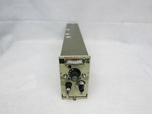 Unholtz Dickie Mod D22 Charge Amplifier D22pmsco 1