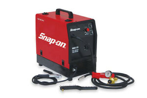 Snap on Mig135 Variable Speed Portable Wire Feed Mig Gun Welder New