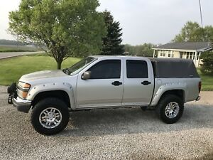 Gmc Canyon Topper
