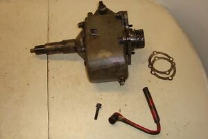 Ford 2n Tractor Sherman Combination Transmission Step Up Step Down 9n 8n