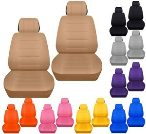 Fits 2009 2014 Nissan Cube Car Seat Covers Choose Color