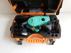 Nikon Nivo 3 m Reflectorless Total Station Surveying Tool Calibrated Ready 2 Use