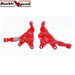 Fits 89 99 Nissan 240sx S13 S14 Massive Angle Suspension Kit Red