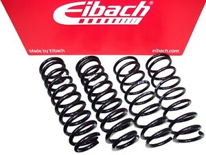 Eibach Pro kit Lowering Springs Set For 18 19 Camry 2 5 4cyl 1 2 f 1 2 r