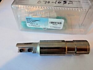 Ingersoll 3 4 Indexable Finishing End Mill 15j1h 0702280r01 15j1z0780r01