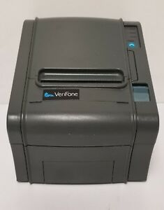 Verifone Rp 300 Pos Thermal Receipt Printer For Ruby Topaz Xl With Power Supply