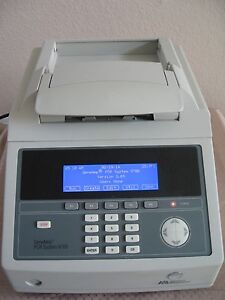 Applied Biosystems Abi Geneamp 9700 Thermal Cycler Gold Block Excellent