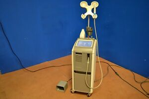 2008 Cutera Xeo Laser W 4 Handpieces Footpedal Glasses A See Pics