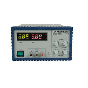 Bk Precision 1621a Digital Display Power Supply