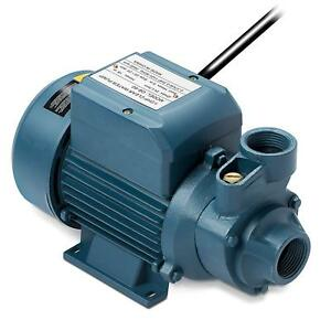 Tooluxe 50635 Electric Centrifugal Clear Water Pump 0 5 Hp Pools Ponds