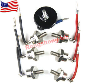 New Rsk5001 40a Diode Rectifier Kit Fits Stamford Generator