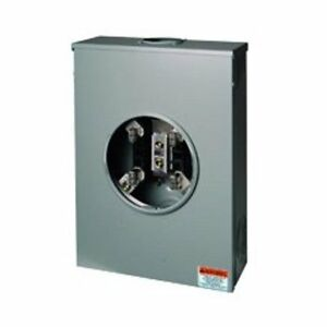 Schneider Electric Square D Urtrs213b Meter Sockets Individual Ringed 200 Amp