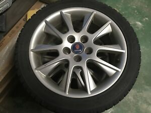 Saab 9 5 Tires And Rims