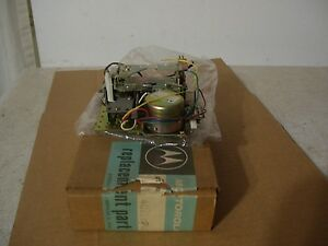 Motorola Cassette Radio Player Guts Motor Part Nos 60s 70s Mopar Gm Ford