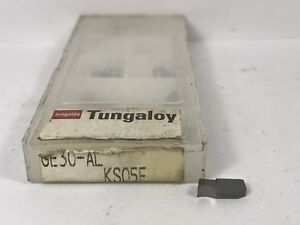 Tungaloy Ge30 al New Carbide Inserts Grade Ks05f 7pcs