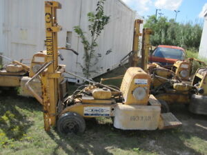 Prime Mover L812 Tricycle Forklift Powered By Wisconsin Anel Engine Simular Lull
