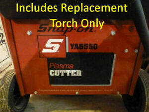 Snap on Ya5550 Plasma Cutter Replacement Torch To Fix Repair Century 118 014