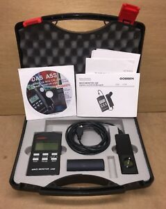 Gossen Mavo monitor Usb cd m Luminance Meter With Case