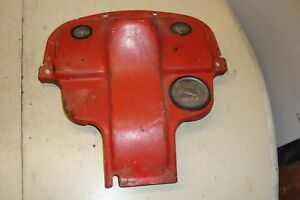 Ford 8n Tractor Dash Instrument Panel