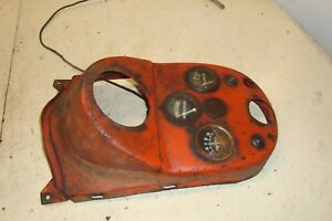 Ford 600 800 Tractor Dash Instrument Panel