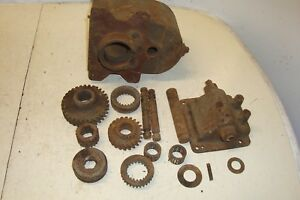 Ford 8n 9n 2n Tractor Sherman Combination Step Up Step Down Transmission Parts