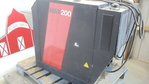 Hypertherm Max200 Plasma Cutter Power Supply M 0047 60a Used