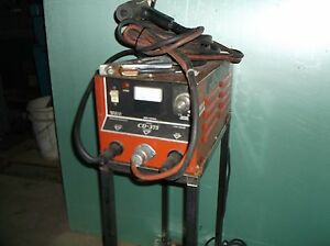 Nice Interantional Pro Weld Cd 375 Stud Welder