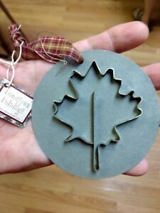 4 Metal Country Ornaments Gingerbread Cookie Cutter Decoration Salem Collection