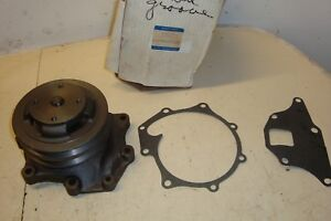 Ford 2000 3000 4000 5000 7000 Tractor Double Groove Water Pump Eapn8a513e