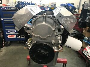 302 347 Ford Long Block Race Prepped Makes 460 Hp E Street Edelbrock 170cc