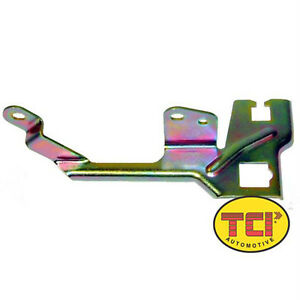 Tci 376700 Transmission Gm Overdrive Cable Bracket Steel Gold Anodized Carter Ro