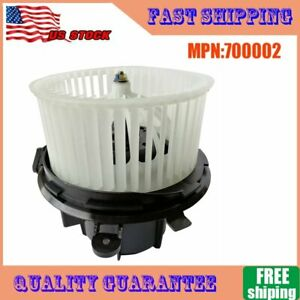 Heater Blower Motor Fan For Acura Mdx Honda Odyssey Accord Pilot Ac Cage 700002