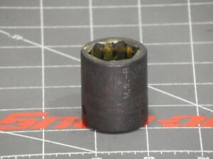Pick One Snap On 1 2 Dr Shallow Impact Socket 17mm 18mm 19mm 22mm Imm190 Imm220