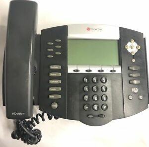 Polycom Soundpoint 650 Ip Phone