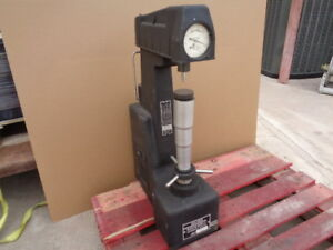 Wilson Rockwell 4 Our A Rb Hardness Tester